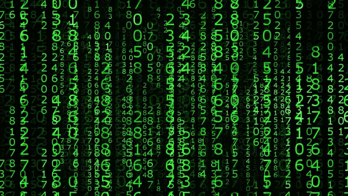 Computer trick : Notepad Matrixtrick