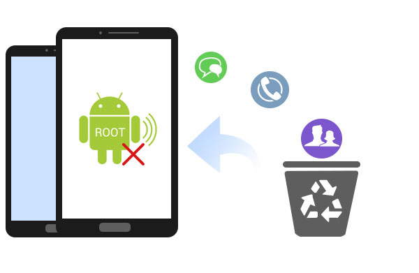 How to recover deleted files or images from android