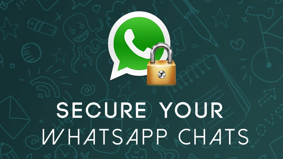 how to secure whatsup account